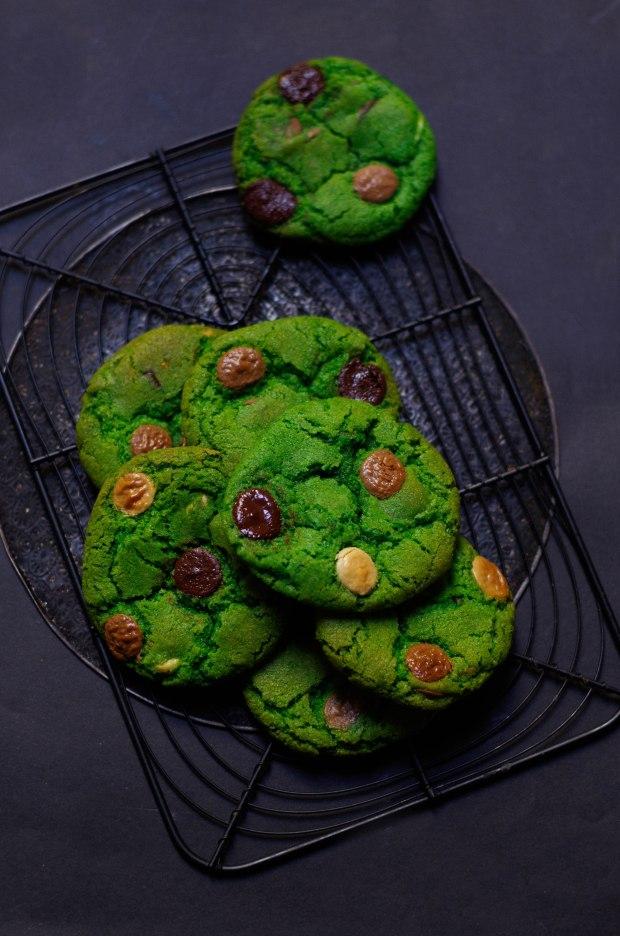 cookies saint patrick 3 chocolat