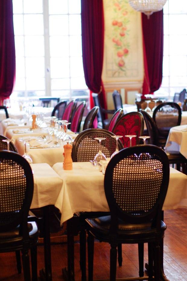 pharamond restaurant salle