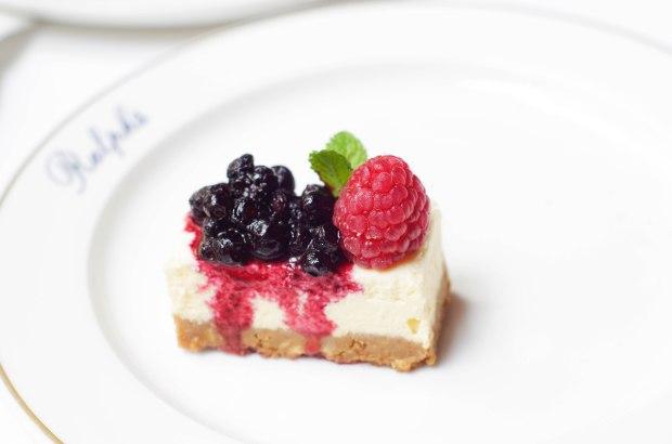 ralph's restaurant cheesecake