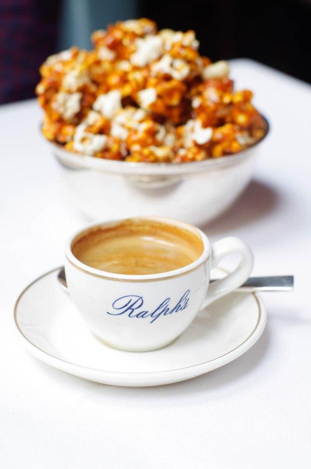 ralph's restaurant coffee