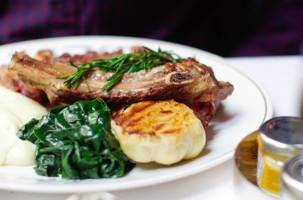 ralphs restaurant garlic