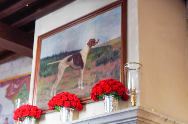 ralphs restaurant interior