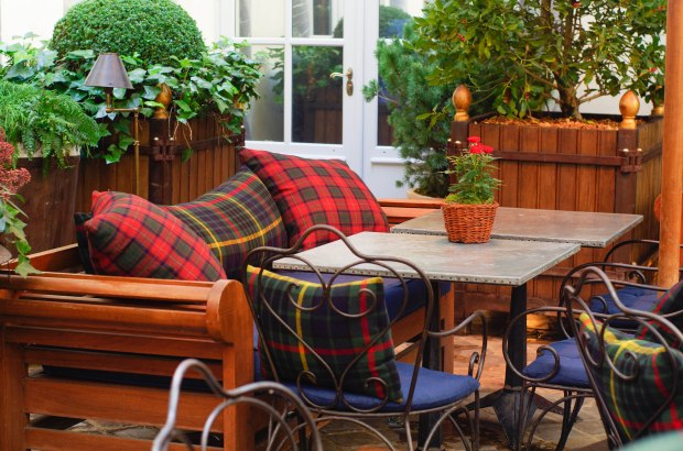 ralph's terrasse