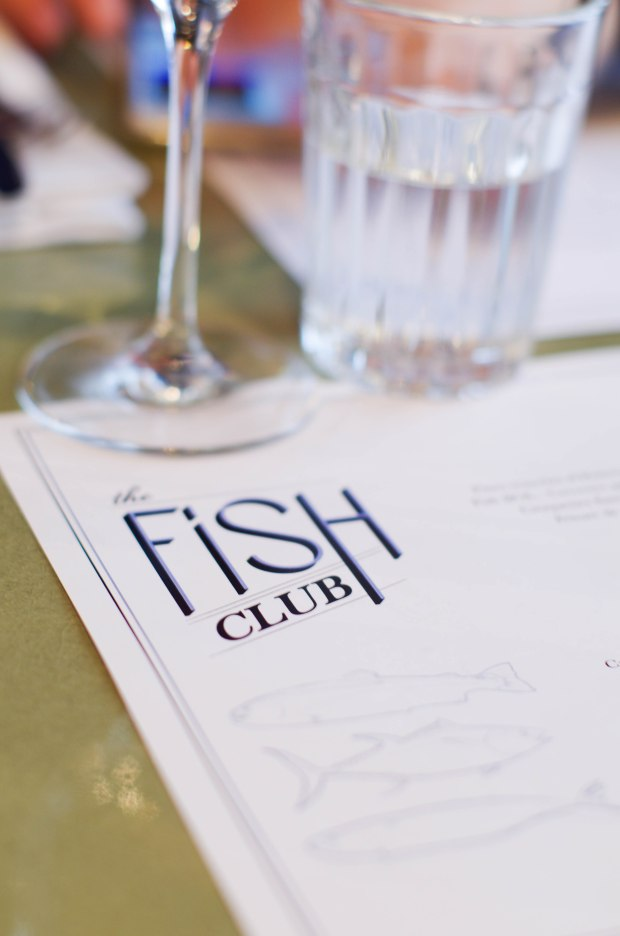 fish club restaurant paris