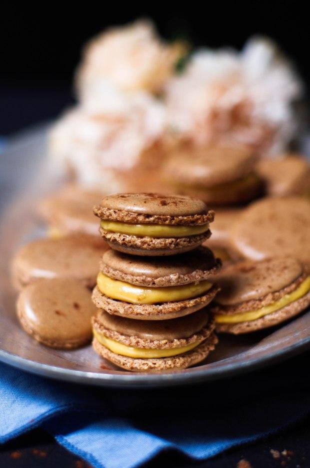 recette macaron chocolat
