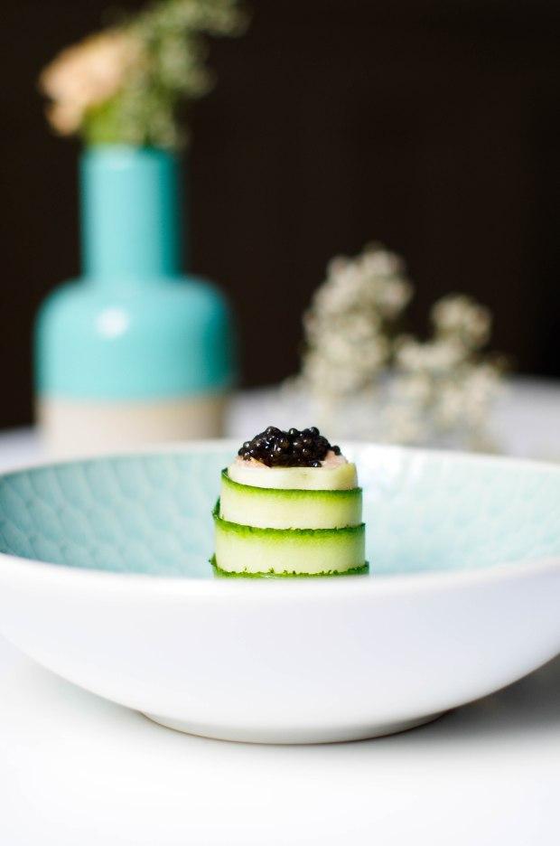 sushi caviar