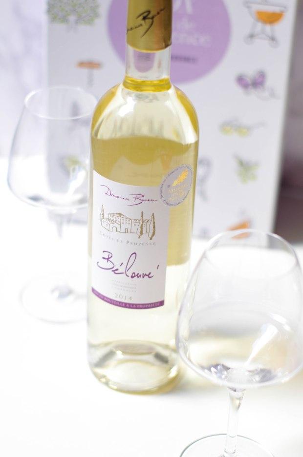 box vins de provence