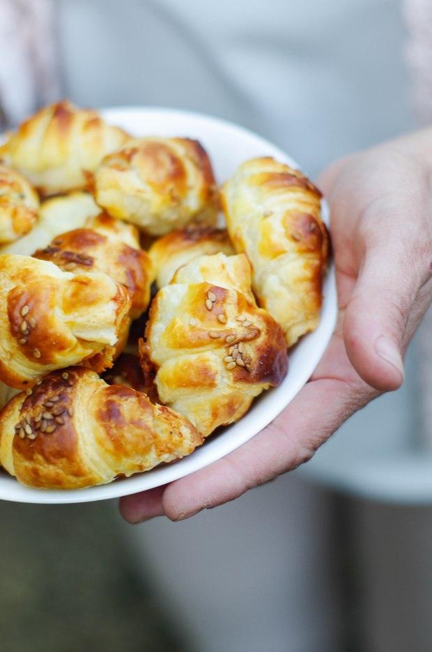 croissant roquefort jambon cru marineiscooking