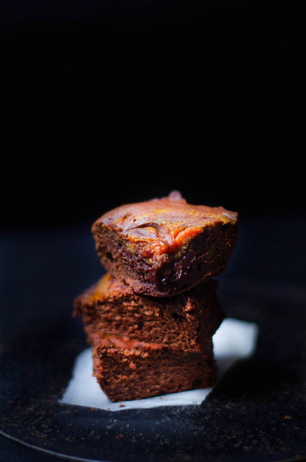 recette-halloween-brownie-chocolat-potiron-2