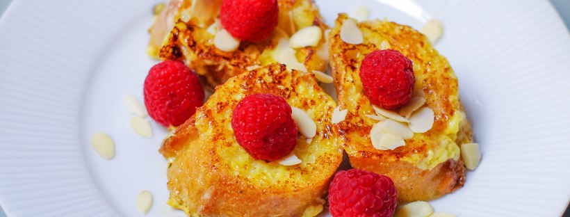 recette-pain-perdu-framboises-amandes-marineiscooking