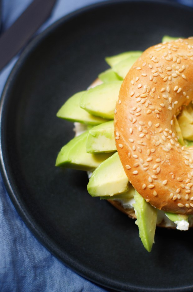 avocado-bagel