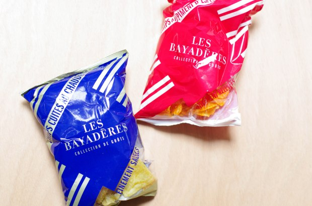 chips-bayadere