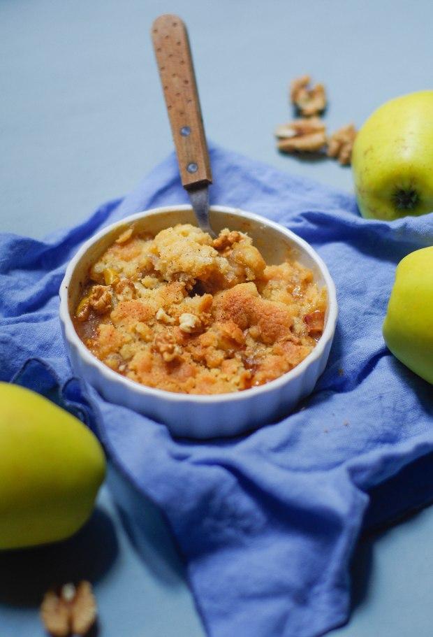 recette-crumble-pommes