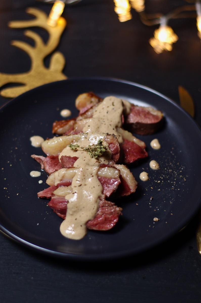 recette-magret-sauce-foie-gras-noel