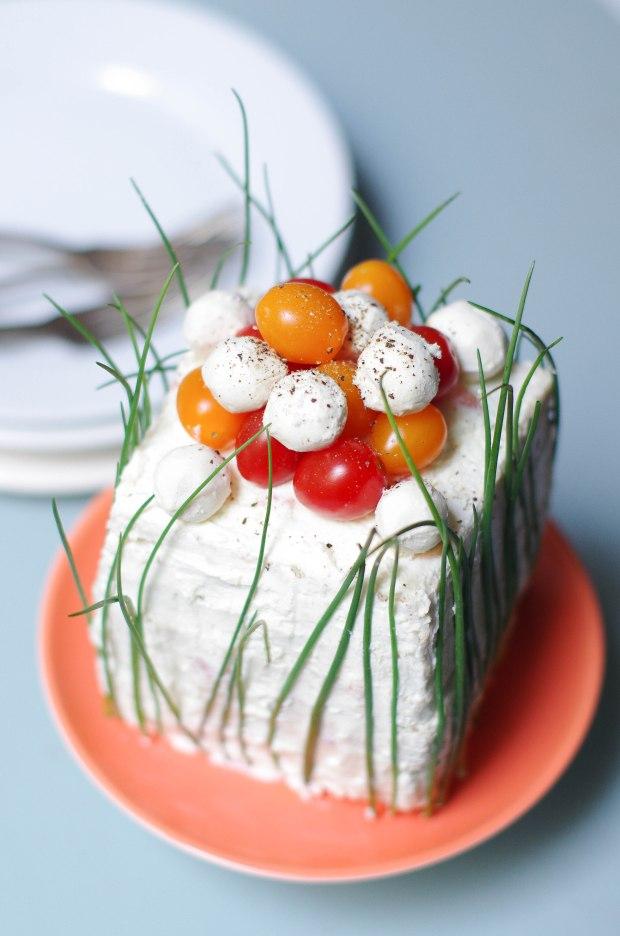 sandwich cake easter-3