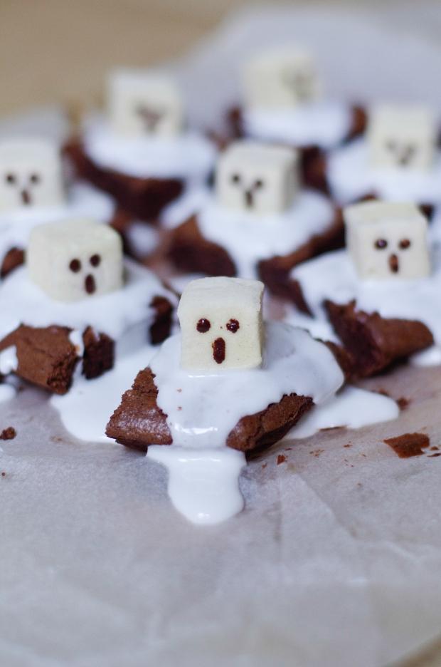 fantomes brownie