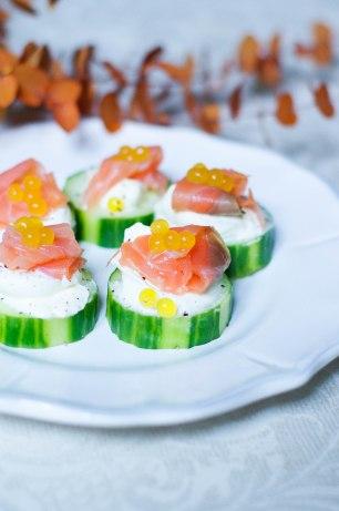 bouchées saumon noel-2