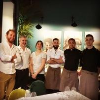 L'équipe Comptoir Ceviche ©Hello