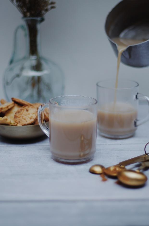 recette de chai latte